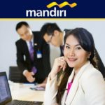 Rekrutmen Bank Mandiri Area Palangkaraya