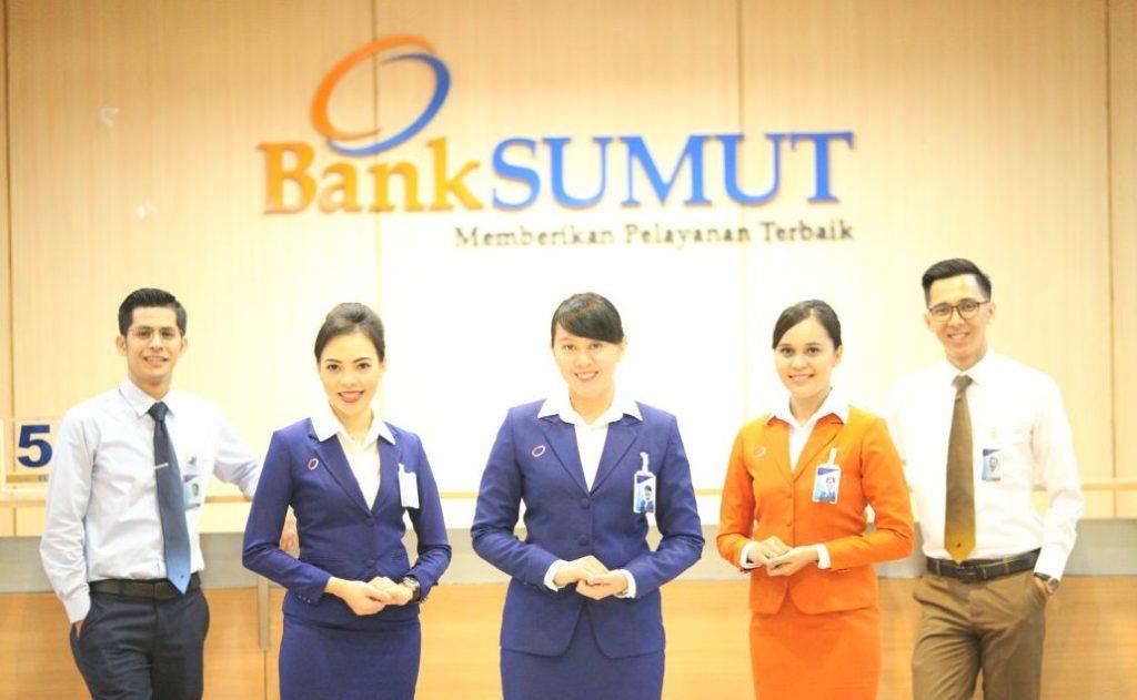 Rekrutmen Bank Sumut