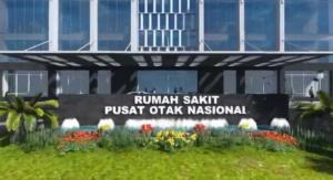 Rekrutmen Rumah Sakit Pusat Otak Nasional
