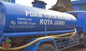 PDAM Tirta Mayang Kota Jambi