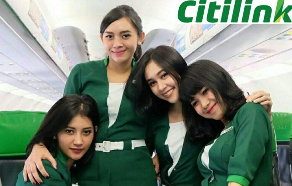 Rekrutmen Pramugari PT Citilink Indonesia