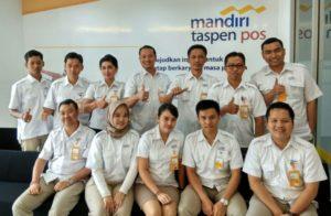 Rekrutmen ODP Bank Mandiri Taspen