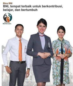 Lowongan Kerja BINA BNI Wilayah Padang