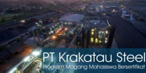Lowongan Program Magang PT Krakatau Steel