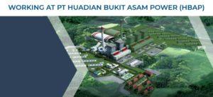 Rekrutmen PT Huadian Bukit Asam Power