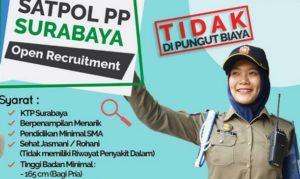 Lowongan Satpol PP Surabaya