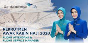 Rekrutmen Awak Kabin Haji 2020