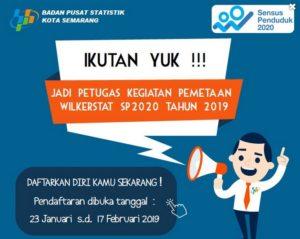 Rekrutmen BPS Kota Semarang