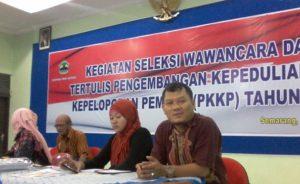 Rekrutmen PKKP Jawa Tengah