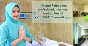 Rekrutmen RSUD Pasar Minggu Jakarta
