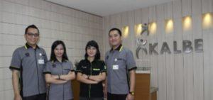Rekrutmen MR PT Kalbe Farma
