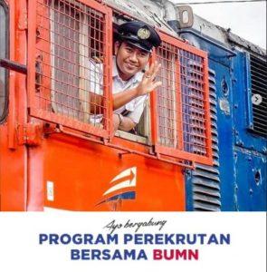 Rekrutmen PT KAI