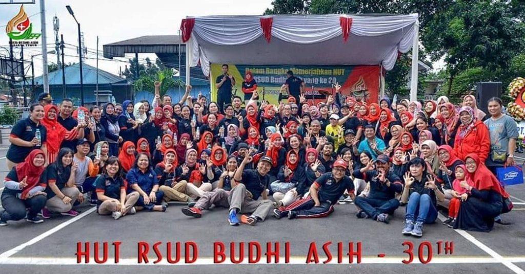Rekrutmen Pegawai RSUD Budhi Asih