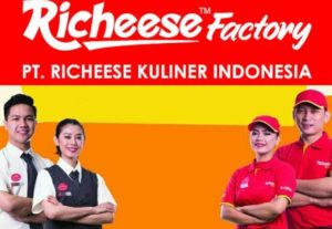 Lowongan PT. Richeese Kuliner Indonesia