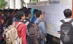 Job Fair Disnaker Kota Surabaya Tahun 2019