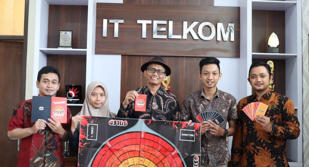 Rekrutmen Dosen IT Telkom Purwokerto