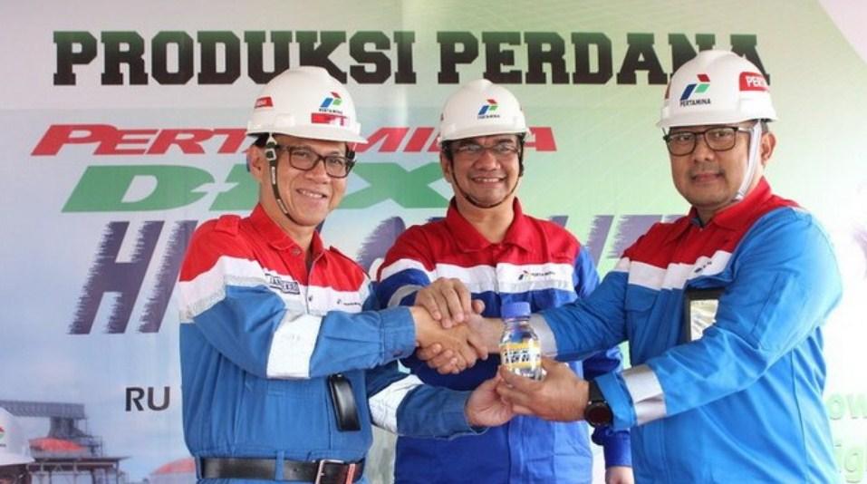 Rekrutmen PT Pertamina Refinery Unit V Balikpapan