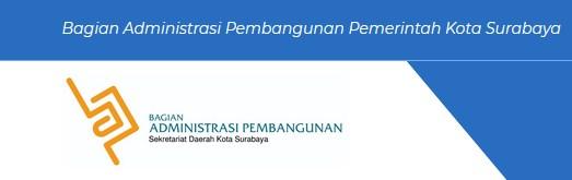 Bagian Administrasi Pembangunan Pemkot Surabaya