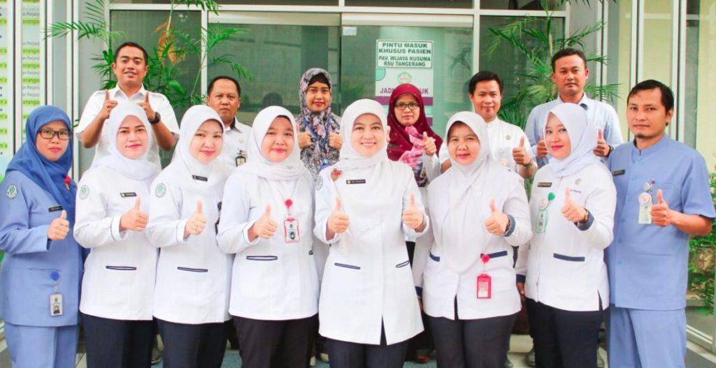 Rekrutmen Pegawai Rumah Sakit Kabupaten Tangerang