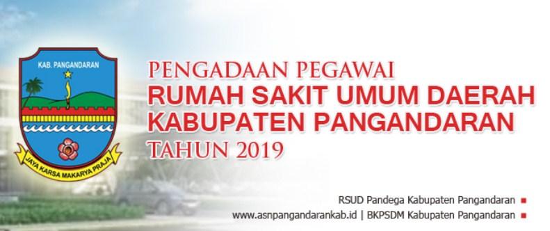 Rekrutmen RSUD Kabupaten Pangandaran