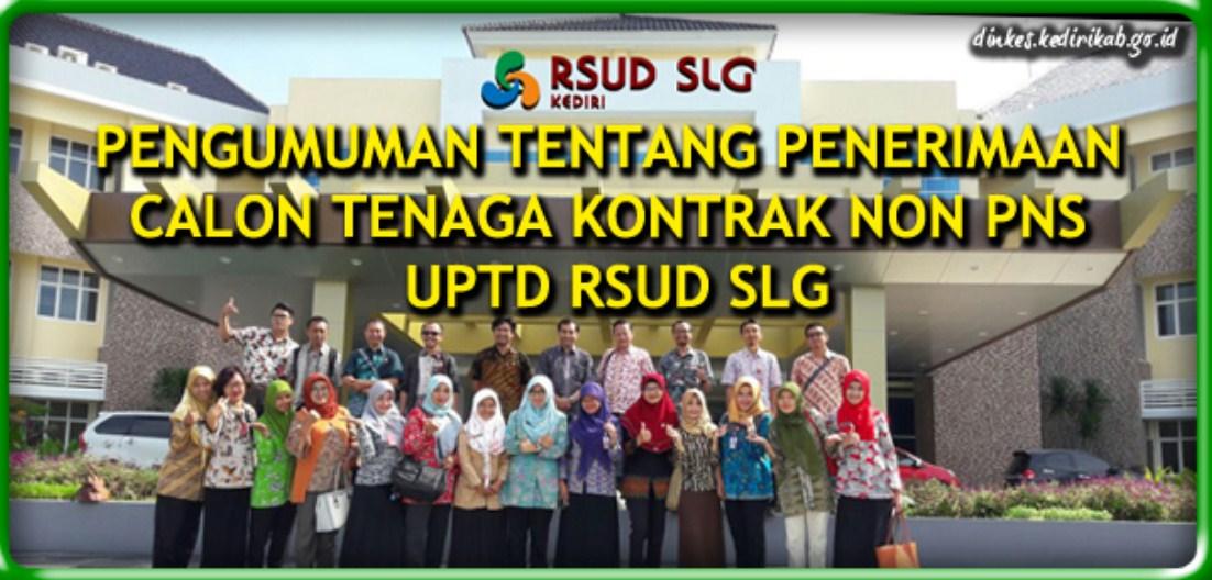 Rekrutmen Lowongan Rsud Simpang Lima Gumul Slg Kediri Pusat Info Lowongan Kerja 2021