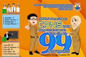 Penerimaan CPNS Kota Cimahi