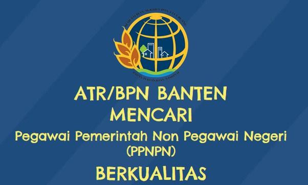 Rekrutmen PPNPN BPN Banten