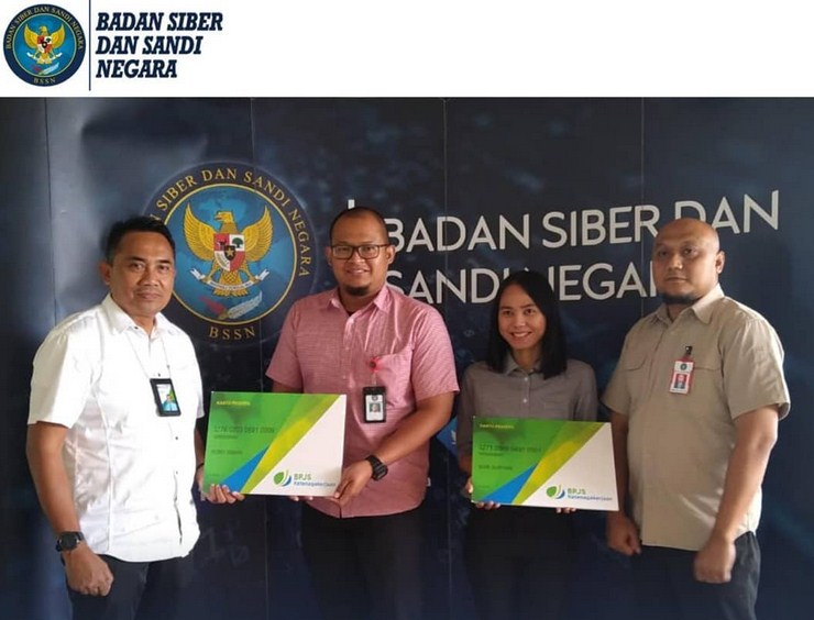 Rekrutmen PPNPN Badan Siber dan Sandi Negara