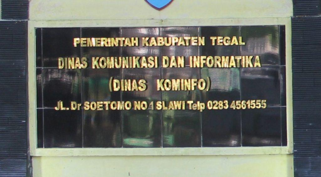 Rekrutmen DisKominfo Kab Tegal