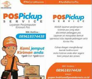 Rekrutmen Kantor Pos Sanggau