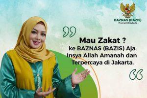 Rekrutmen Baznas Jakarta
