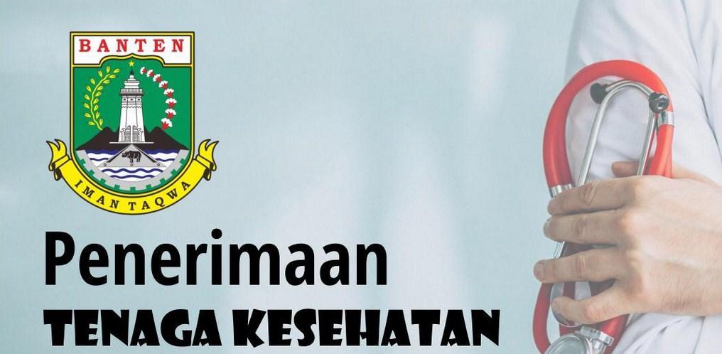 Rekrutmen Dinas Kesehatan Provinsi Banten