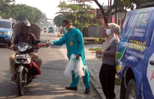 Rekrutmen Dinas Kesehatan Provinsi Riau