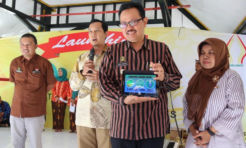 Rekrutmen Dinas Komunikasi Informasi dan Persandian Kota Yogyakarta