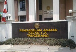 Rekrutmen Pengadilan Agama Kota Tangerang