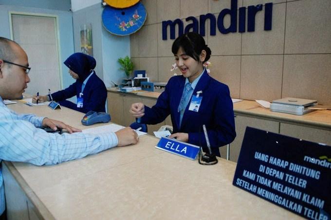 Rekrutmen Bank Mandiri Balikpapan