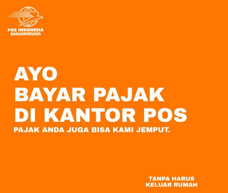 Rekrutmen Kantor Pos Bogor