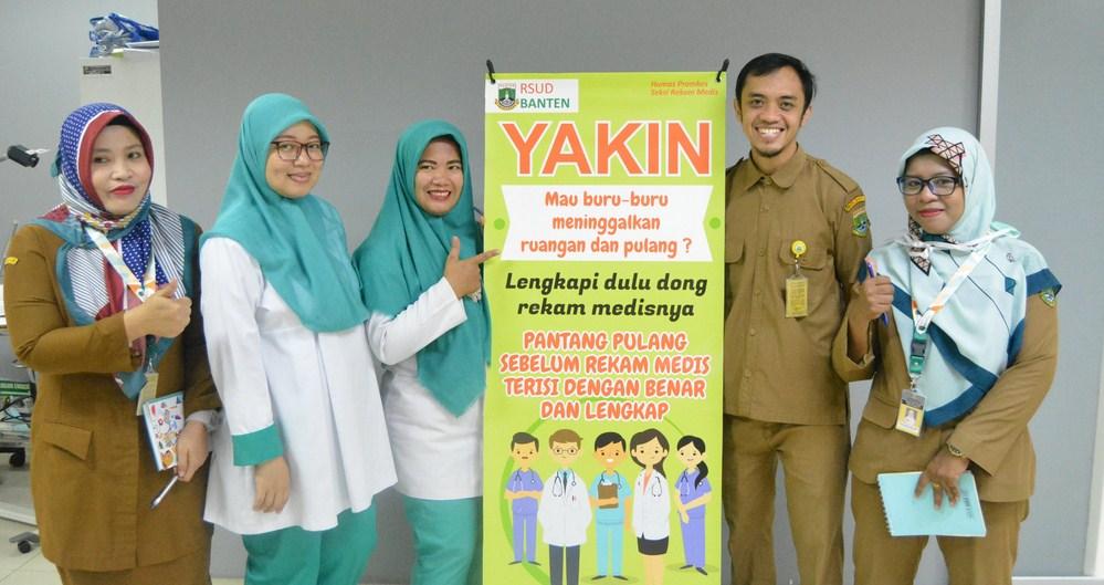 Rekrutmen RSUD Provinsi Banten