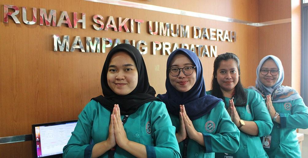 Rekrutmen RSUD Mampang Prapatan