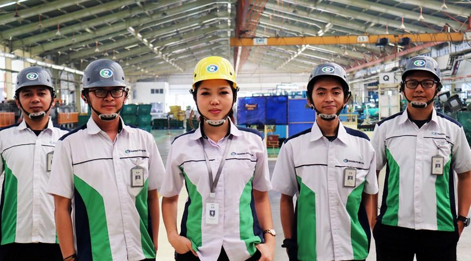 Rekrutmen PT Dharma Polimetal
