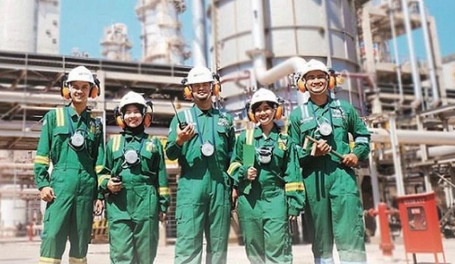 Rekrutmen TAD PT Petrokimia Gresik