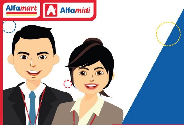 Rekrutmen Alfamart Alfamidi Alfa Group