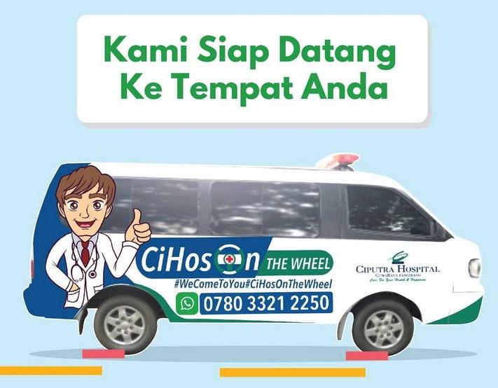Rekrutmen Ciputra Hospital Citra Garden City