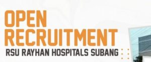Rekrutmen RSU Rayhan Hospitals