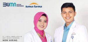 Rekrutmen Kimia Farma Apotik Bandung