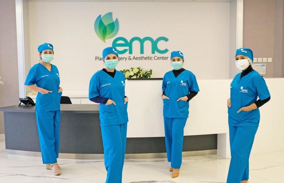 Rekrutmen Rumah Sakit EMC