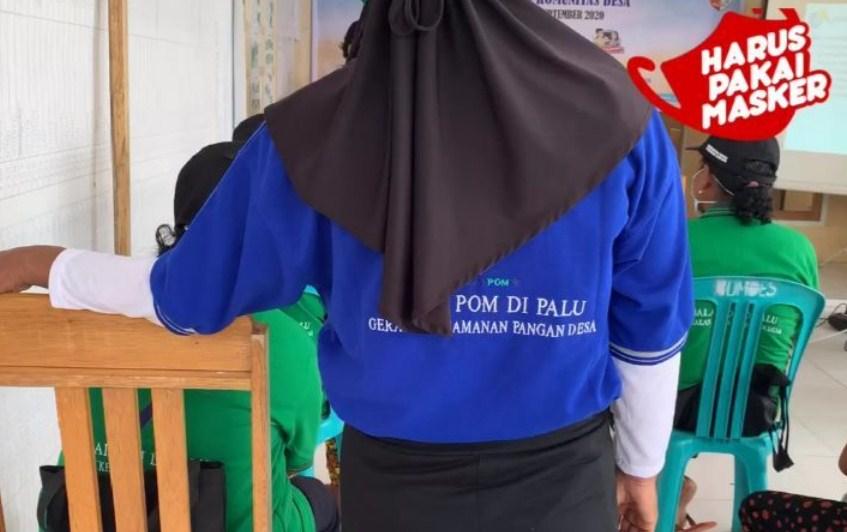 Rekrutmen BPOM Palu