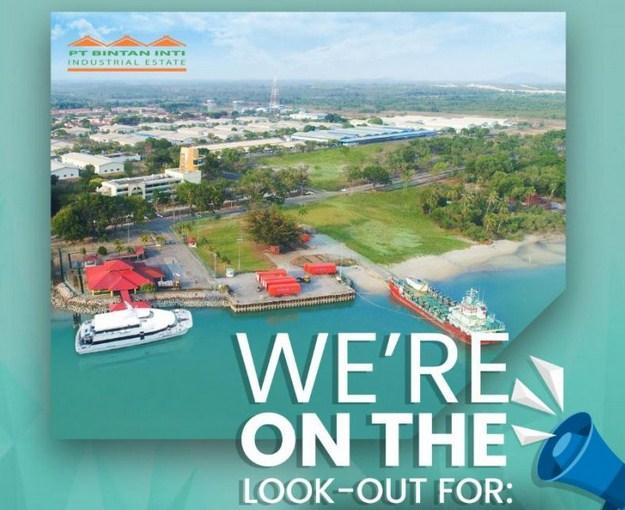 Rekrutmen PT Bintan Inti Industrial Estate