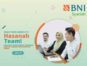 Rekrutmen BNI Syariah TangSel