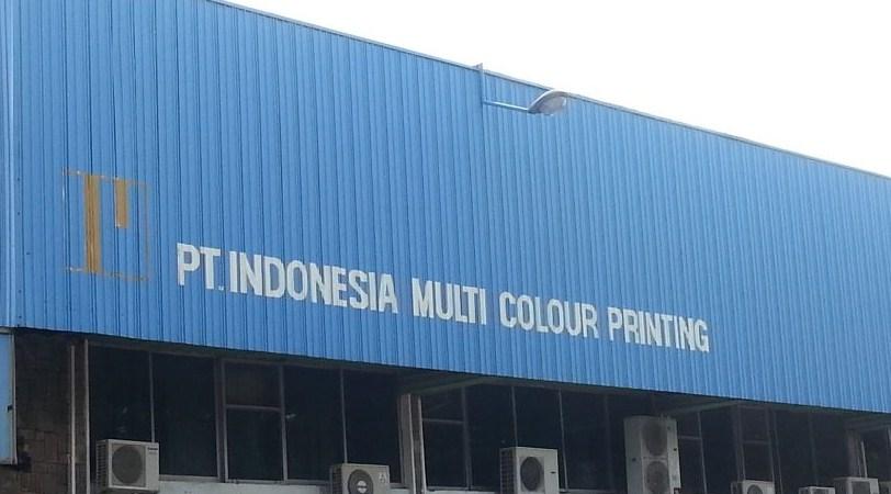 PT Indonesia Multi Colour Printing